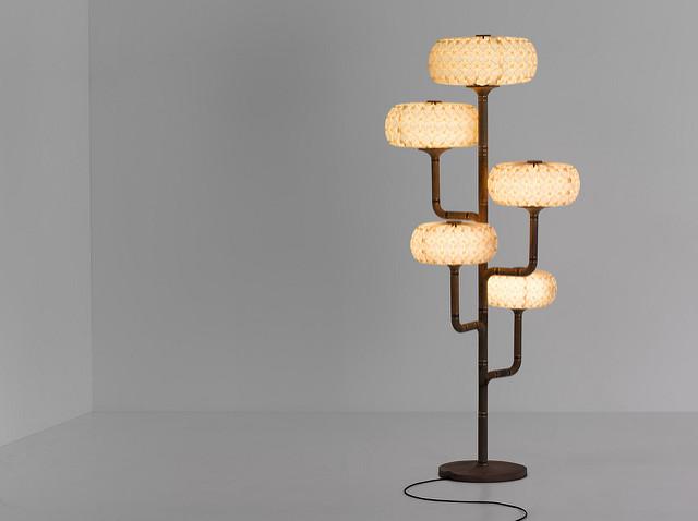 Szép modern állólámpák