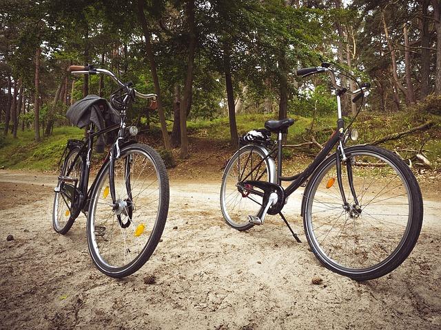 Kerékpárok könnyed túrákhoz