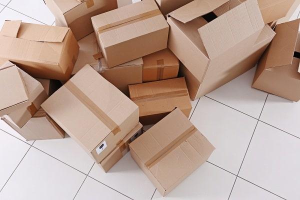 Dobozok csomagküldéshez